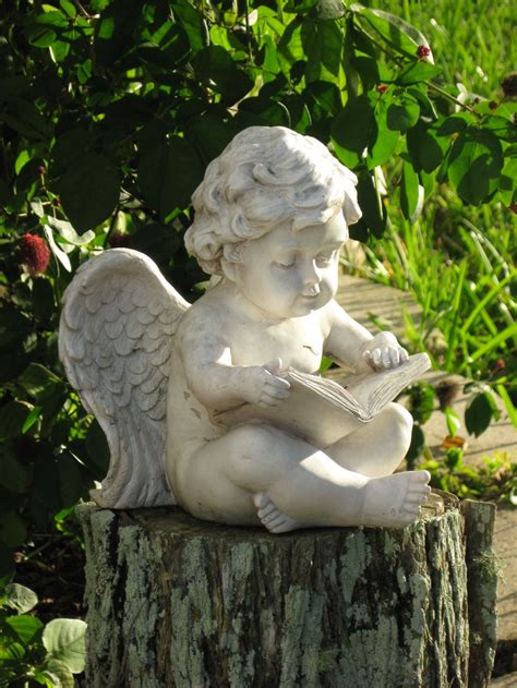 Angelic Gardens by Fairies Outside