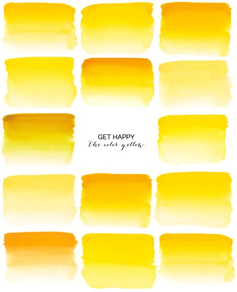 color of happiness happiness is