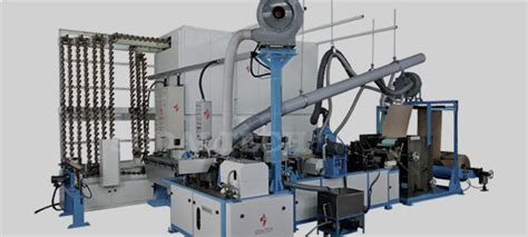 Paper Cone Machine - machine for fibre drums paper cans composite
