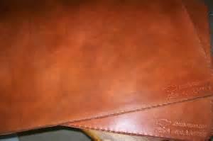 handmade custom leather desk pads by kerry s custom