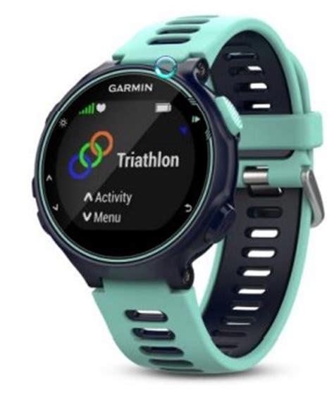 forerunner 735xt nouvelle montre gps triathlon avec cardio au poignet