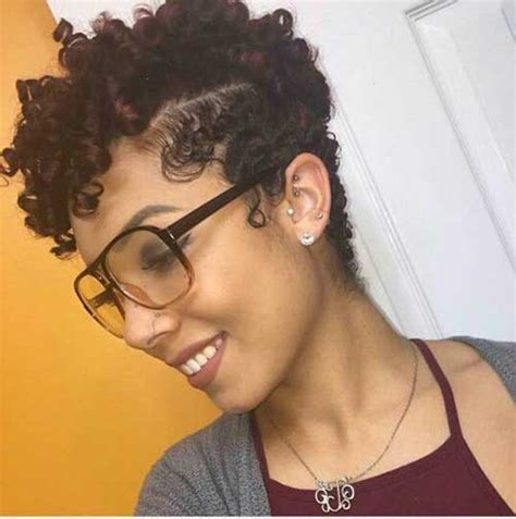 hairstyles for black short permed hair with curlers for teens 20 short curly hairstyles for black women short