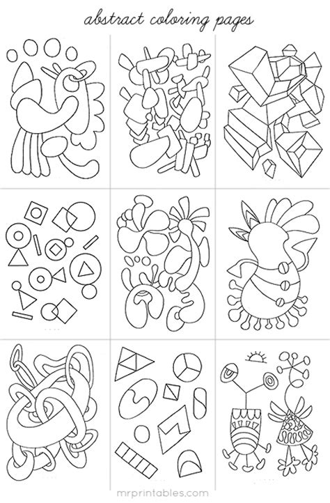 abstract coloring pages with words more coloring activities abstract coloring pages