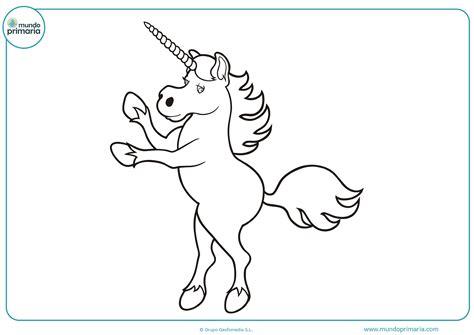 imagenes de unicornios infantiles para colorear dibujos de hadas para colorear mundo primaria