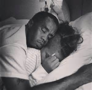 diddy s shares intimate snap from inside