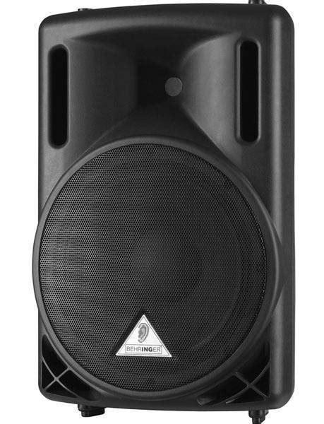 Speaker Acr 400 Watt behringer b215a 400 watt 2 way pa speaker mcquade musical instruments