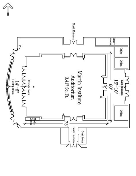 auditorium floor plans martin auditorium 183 stonehill college