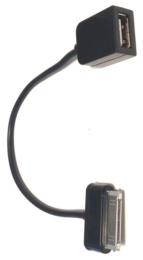Kabel Cable Otg Samsung Tablet P1000 samsung galaxy tab tablet p1000 30 pin cable to usb host otg adapter kit ebay
