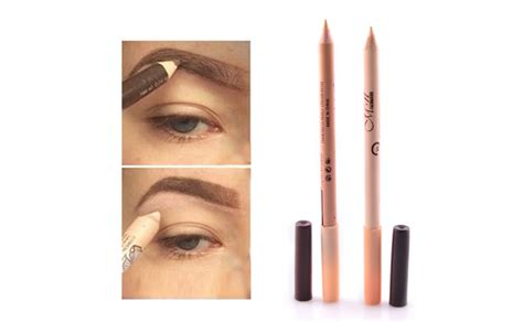 Pencil Mn 2 In 1 Eyeliner Eyebrow Concealer Pencil 2 In 1 Spk 259 dealdey me now eyebrow concealer pencil set of 2
