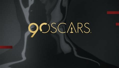 The Oscars Ceremony Begins by The 90th Annual Academy Awards Ceremony Is About To Begin