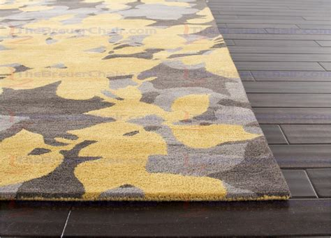 and yellow rug gray and yellow area rug best decor things