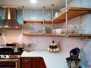 Open Wall Cabinets 13 best diy budget kitchen projects diy kitchen design
