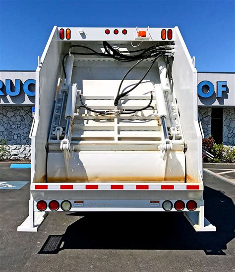 2010 volvo truck for sale used garbage truck for sale 2010 volvo vhd trucks and