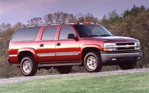 used 2003 chevrolet suburban for sale pricing features edmunds