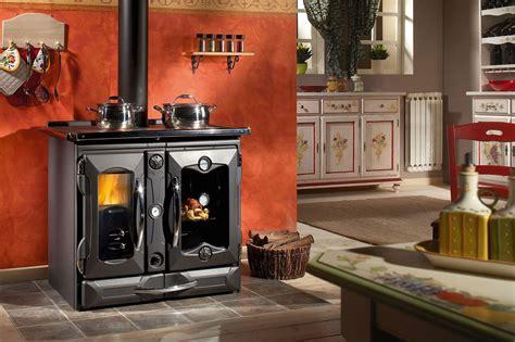 Wood Burning Kitchen Stove by Modern Wood Burning Kitchen Stoves Interiordecodir