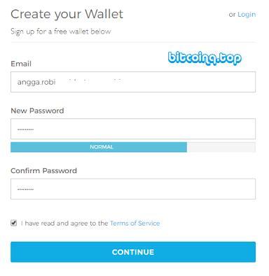 cara membuat npwp tanpa ktp info terbaru cara membuat wallet bitcoin online tanpa