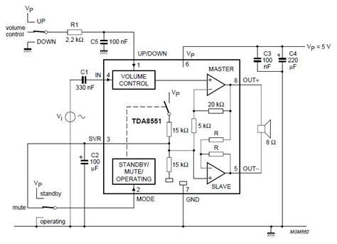 transistor lifier with volume low cost digital volume lifier ic schematics