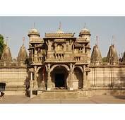 Hutheesing Jain Temple Jainism Ahmedabad Metropolitan
