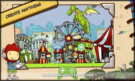 scribblenauts apk scribblenauts unlimited apk free v1 24 paid version
