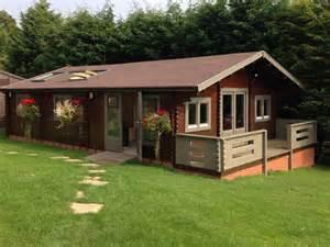 2 Bedroom Log Cabin Keops Two Bedroom Lodge Keops Interlock Log Cabins