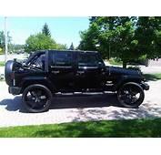 Black Jeep Liftedhtml  Autos Post