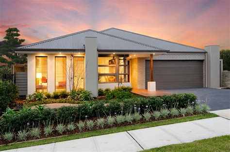 mcdonald jones homes au designs house design plans
