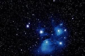 Subaru Constellation The Pleiades