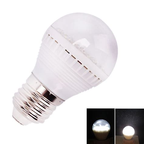 white led lights 12v e27 1w 21 led white led light bulb 12v tmart