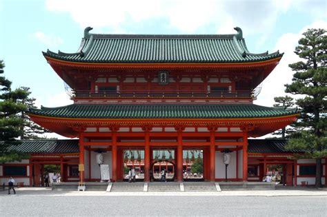 Temple Japan Mba Ranking by Majestic Heian Shrine Zen Headquarter Nanzenji Temple