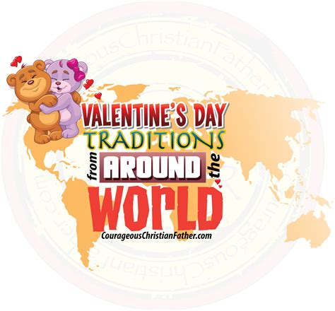 valentines traditions s day traditions from around the world