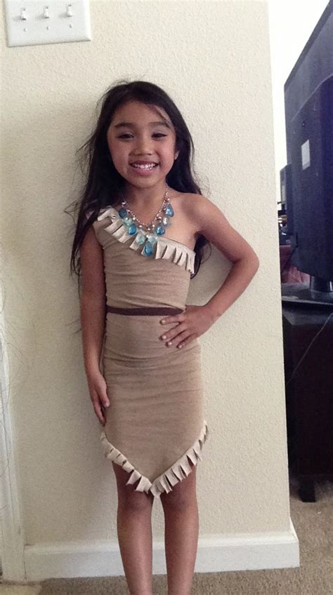 Handmade Pocahontas Costume - 1000 ideas about pocahontas costume on