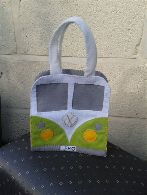 Totebag Kombi Perca Made vw handbag i need to make me some bolsos y