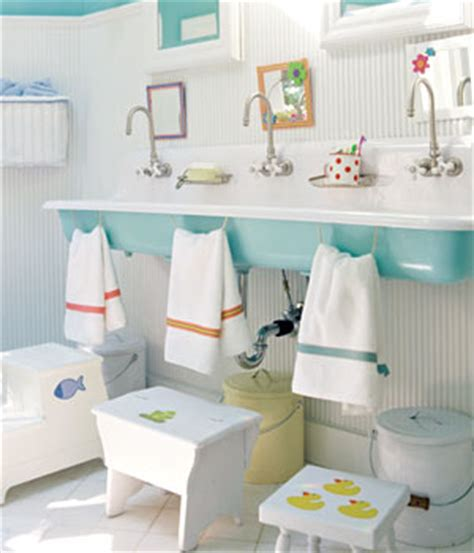 creating kid friendly bathrooms design dazzle - Kid Friendly Bathroom