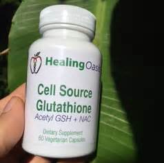 Nac Mercury Detox by Cell Source Glutathione