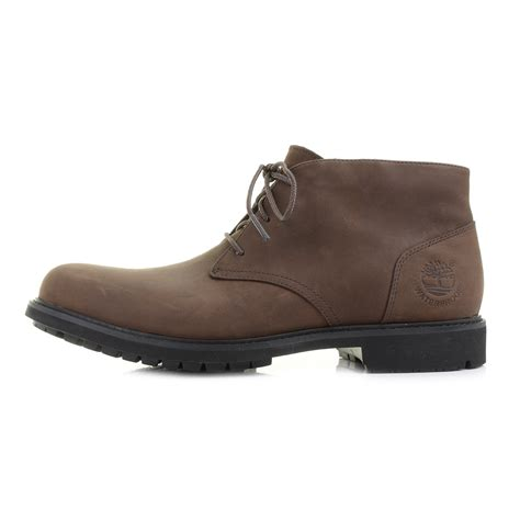 timberland mens leather boots mens timberland earthkeepers stormbuck chukka brown