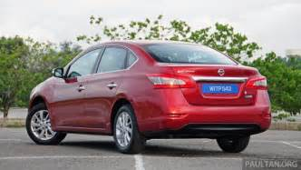 Nissan Slyphy Nissan Sylphy 2014 Malaysia Infohub Paul S