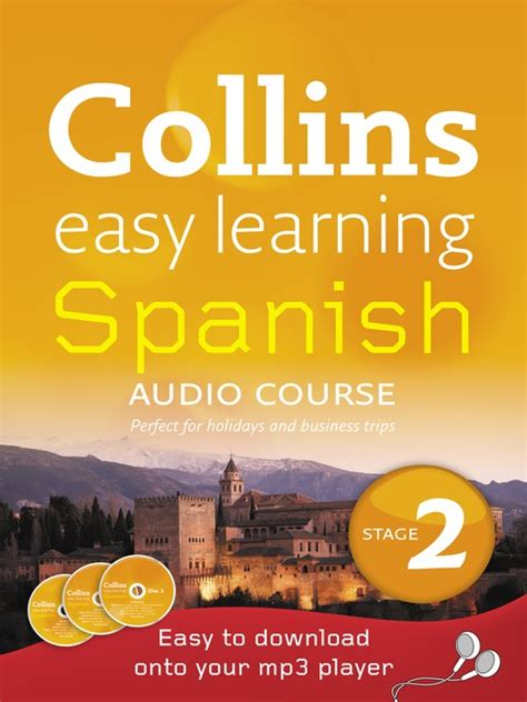 easy learning spanish audio course stage 2 london libraries consortium overdrive