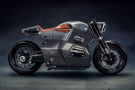 Bmw Concept Motorcycle by Bmw Racer Concept Motorcycle Hypebeast