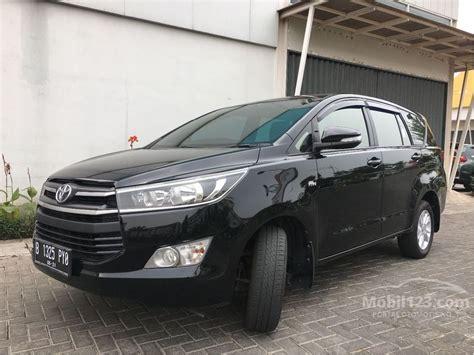 2015 Toyota Kijang Innova G Mt jual mobil toyota kijang innova 2016 g 2 0 di jawa barat