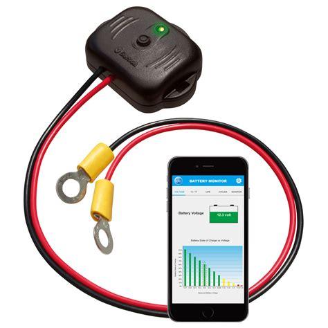 Accu Mobil Spin accutire bluetooth battery monitor