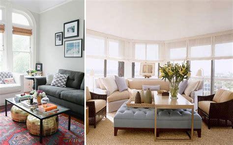 decoracion de living room ideas para decorar el sal 243 n con puffs como mesa de centro