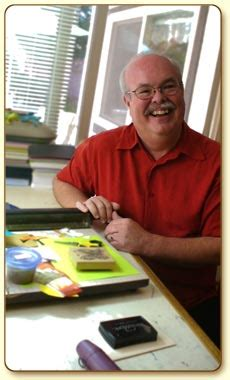 michael strong rubber sts about rubber st and handmade card artist designer