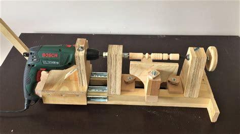 drill press build pt disc sander lathe