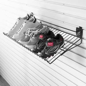 Gladiator Shoe Rack by Gladiator Garageworks Shoe Rack Gawu30srbh