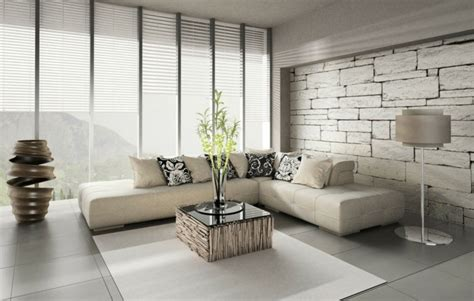 Stone Wall Living Room by Living Room Wallpaper Ideas How You Living Room Walls