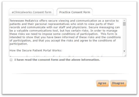 Patient Portal Letter Patient Portal Guide Tennessee Pediatrics