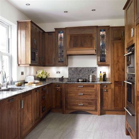 walnut color kitchen cabinets 25 best ideas about walnut kitchen cabinets on pinterest