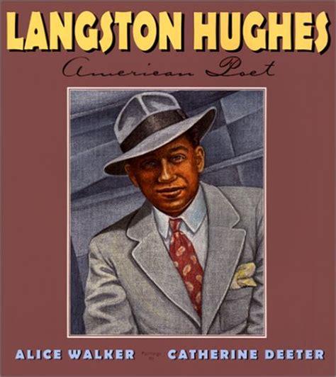 langston hughes biography amazon langston hughes american poet by alice walker reviews