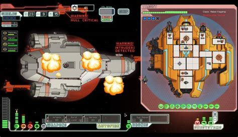 Ftl Faster Than Light by Faster Than Light Review Gamesreviews
