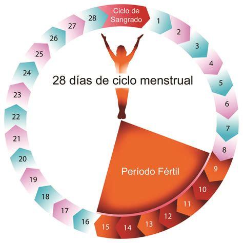 Calendario Fertil Ovulaci 243 N Y Fertilidad